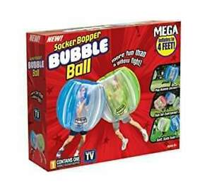 Two Socker Boppers Bubble Balls