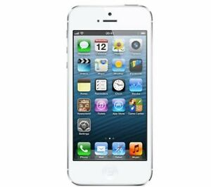 iPhone 5 (A1428) White 64gb