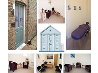 Therapy Room to Rent in a quiet location in Faversham, Kent. Hourly & Daily Rates Available