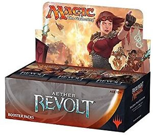 Aether Revolt - Magic: The Gathering at Teddy N Me