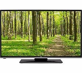 JVC LT-40C750 Black 40'' Inch LED Smart Tv HDMI NETFLIX USB FREEVIEW PLAY WIFI