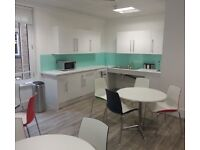 Flexible EC1 Office Space Rental - St Pauls Serviced offices