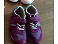 Clarks Trainers 11.5F