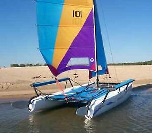 Looking for a Hobie Getaway or Hobie Wave