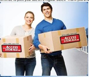 * * * 0.99 CENT BOXES! DEALS ON MOVING/PACKING SUPPLIES * * *