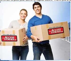 * * * GREAT DEALS ON BOXES AND MOVING SUPPLIES * * *
