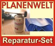 LKW Plane Reparatur