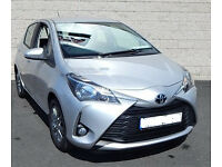 2018 toyota yaris hybird 18 reg , 5 drs , Automatic low mileage 40 only /navigation/auto