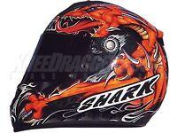 Shark Duhammel helmet