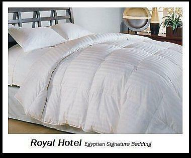 King Size Goose Down Comforter Ebay