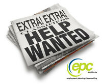 EPC is holding a Hiring Fair for PSWs!
