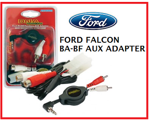 FORD FALCON & TERRITORY AUX ADAPTER - BRAND NEW ! BA-BF Glen Waverley Monash Area Preview