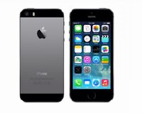 Rogers iPhone 5S 16GB Space Gray - Mint Condition