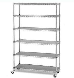 Industrial Storage Rack Ebay