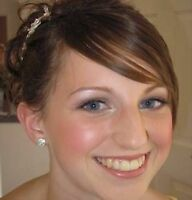 Wedding/Bridal/Prom & Teen Party hair up do & Makeup $75 Only!