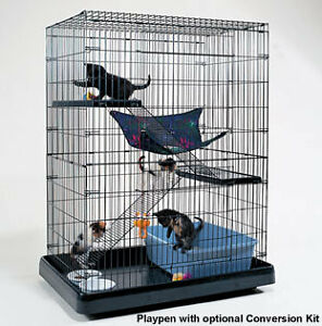 Large Ferret Cage and accessories