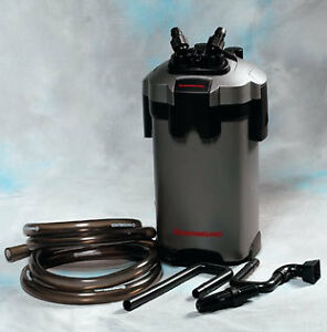 TWO  CANISTER FILTER