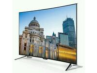 "Panasonic 65"" LED 4k UHD SMART WI-FI HDDR HD FREEVIEW. COMES IN BOX ."