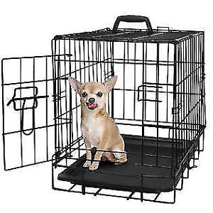 PET CAGE FOR SMALL DOGS, CATS (exc cdn)