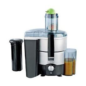 Cookworks Signature Juicer Brand New*