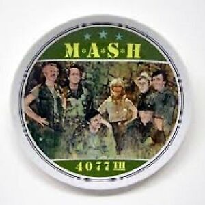 MASH 4077 COLLECTOR'S PLATE