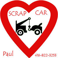 mississauga Scrap Car Removal BUBBA❤️Free Towing, Free Smiles Po