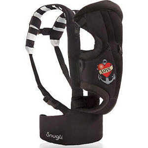 Snugli® Front & Back Soft Carrier - Tattoo Love