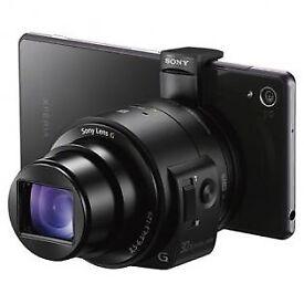 Sony DSC-QX30 Attachable SmartPhone Camera