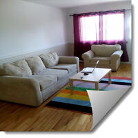 Sublet Apartment 3 ½, 1 bedroom, available from Dec-March