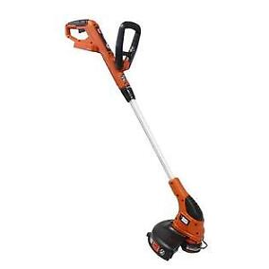 "12"" Black and Decker 18v Lawn Edger Trimmer used"