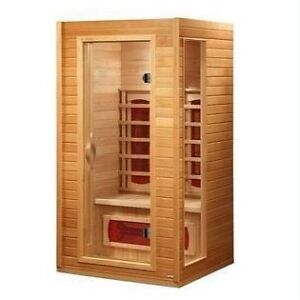 **NEW** Ironman 2 Person Infrared Sauna $1000 OBO