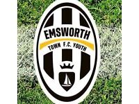 Football players wanted for brand new Emsworth Youth FC Under 11s (Sep 2017 Year 6s)