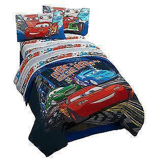 Race Car Bedding Full Ebay
