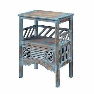 New, Coast To Coast One Drawer Accent Table 50637 *PickupOnly
