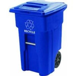 Recycly bin acceptable by the City of Bathurst