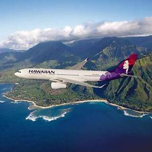 Flight for sale, Brisbane (AUS) -> Honolulu (USA) 26th February Kangaroo Point Brisbane South East Preview