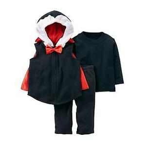 Carter's 3-6 month baby Dracula costume