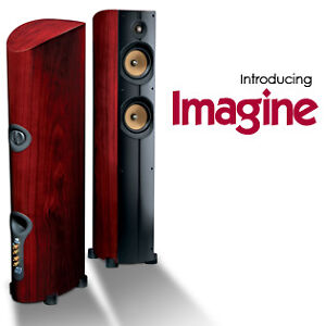 PSB imagine t Tower speakers and PSB imagine c  Center channel Edmonton Edmonton Area image 1