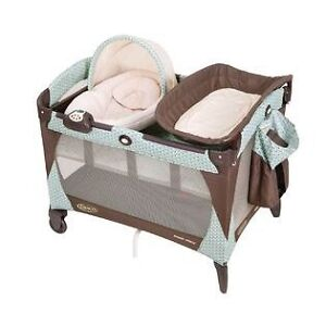 Graco Broadstreet Pack 'N Play Baby Play Yard