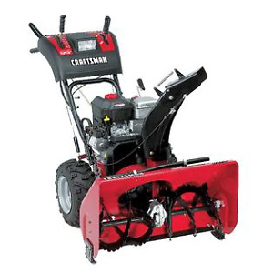 "New 30"" Craftsman Snowblower for Sale"