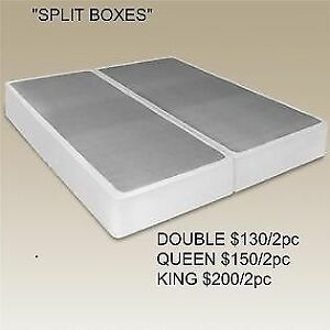SINGLE-DOUBLE-QUEEN-KING-SPLIT & CUSTOM SIZES ALL @ MIKES!