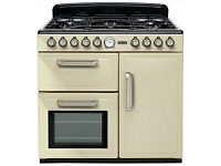 Leisure Range Cooker 900mm CREAM