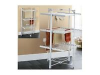 Lakeland DRY:SOON 3-tier Electric Clothes Airer Drying Rack