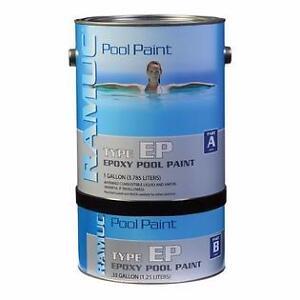 Peinture Epoxy Ramuc pour piscine