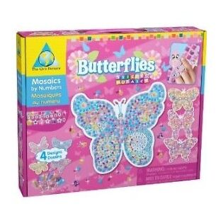 The Orb Factory Sticky Mosiacs -Butterflies Version