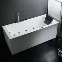 New Whirlpool Bathtub for One Person – New AM154-60
