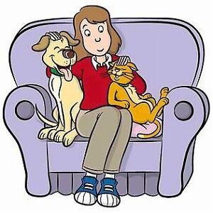 Gardienne d'animaux à votre domicile ou promenade