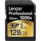Lexar 128GB Camera Memory Cards