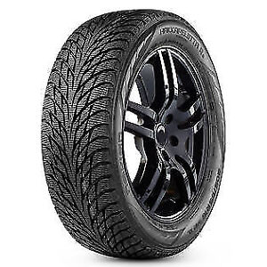 15 inch Nokian tires with rims...used just one season