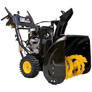 Poulan PRO 250 cc 27-in. Dual-stage Snow Blower